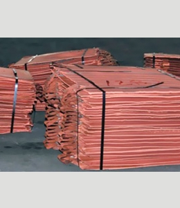 原材料(电解铜)