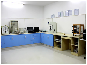 Physical and chemical room